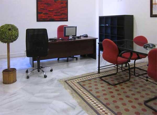 Domiciliaci n de sociedades for Oficina ejecutiva