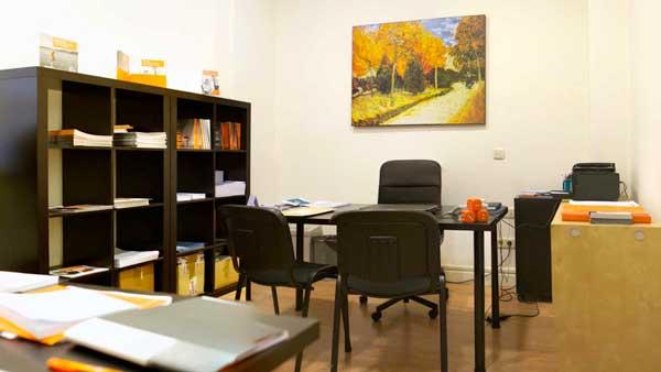 Oficinas ejecutivas for Oficinas de abogados modernas